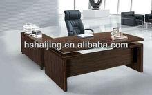 Modern manager director office desk/unique office desk