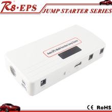 OSP E02 12000mah multi-function car jump starter power bank eps for vehicle