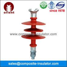 Best price 10kV Silicone rubber composite pin insulator
