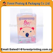 Custom packaging box, plastic packaging box printing