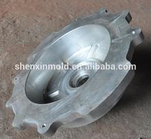 High precision Aluminum Die Cast Auto Parts Aluminum Casting Parts