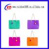 brand new silicone rubber beach bag/ silicone rubber beach bag good silicone rubber beach bag