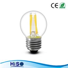 High quality G45 LED filament bulb livarno led