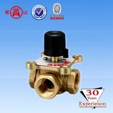 3-way hydraulic motorized control valve