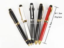 classic design hotel gift metal ball pen