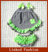 2014 new design cotton fashion baby dress