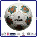 Copa del mundo de la calle promocional de cuero real fábrica de butilo butílico de la vejiga tamaño 1 del balón de fútbol