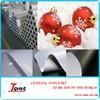 Backlit Frontlit Matt surface PVC Banner Material , High intensity Flex Advertising Banners