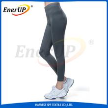 copper/spandex women sport pants