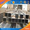 Great ! supply aluminum tube fence , aluminium extrusion tube profile 100*100mm with 6063-T5