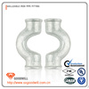 firm cross joint pipe fittings