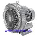 4.3kw& ip55 la clase de protección soplador de canal lateral aireador para tratamiento de agua