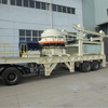 Iron Ore/Gold Ore/Granite/Limestone hydraulic spring mobile cone crusher plant for sale