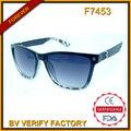 F7453 itália design gato. 3 descentrado imitação ce óculos de sol