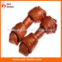 Dog chews rawhide Beef Flavor Dog Chew Bones
