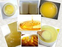 Fresh royal jelly products royal jelly honey cream