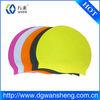 silicone swimming caps,wholesale swimming caps, ear protection swim cap