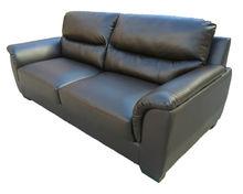 Modern style leather sofa,sofa kayu,vintage style leather sofa