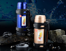 304 Stainless steel travel mug/12V and 24V electric water heater/Heating milk and water baby cup/electric amphibious vehicle
