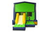 Best Selling Inflatable Green & Purple Module Combo