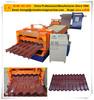 Continuous Roof Tile Machine Glazing Ceramic Plate Making Machine