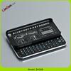 Handheld Slide-Out Backlight Design Mini Bluetooth Keyboard Case For iPhone 5/5S
