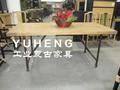 American industrial loft muebles de estilo retro, de hierro forjado de madera mesa de comedor mesa de café de escritorio de la computadora de escritorio de escritorio