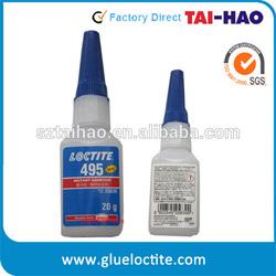 super bonder glue for Loctite 495 instant adhesive
