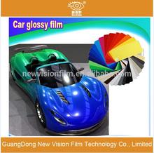 car body protect and decoration film car wrap film glossy film