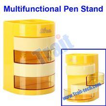 Office Deli No.904 Versatile Multifuctional Pen Holder Pen Stand
