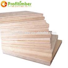 E1 E2 Glue Low Furniture Plywood Price/ Plywood Panels