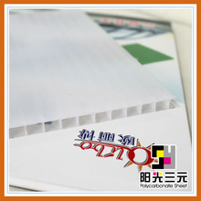 Opal flexible clear polycarbonate plastic sheets