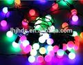 bola LED multicolor secuencia para boda fiesta luces de Navidad