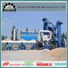 ZAP-S120 asphalt mixing equipment with frequency control feeding bin