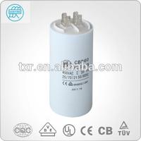 cbb60 Low voltage 564j 400v metallized polypropylene film capacitor