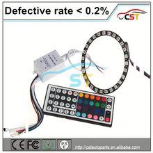 China supplier!5050SMD RGB LED Angel Eye Multi Color Halo Ring/smd led ring lighting E90