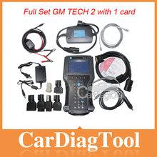 GM Tech2 Diagnostic Tool Support GM,Holden,Isuzu,Opel,Suzuki Candi Interface + 32MB Card GM Tech 2 Scanner Without Plastic Box-D