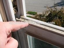 Aluminum profile sliding aluminum windows wheels