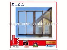 Good quality wall to wall sliding wardrobe doors meet AS2047