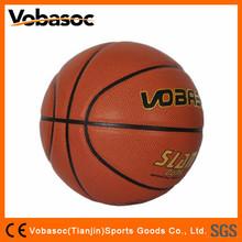 Size 6 Women PU Leather Basketball/PU Laminated basketball