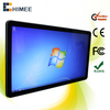 wall mount 47 inch lcd touch screen with mini pc