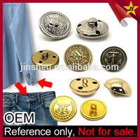 Wholesale Custom Cheap Snap Button Metal Fastener