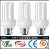 alibaba china energy saving lamps, E27 3U energy saving light bulb 110v