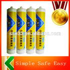 Concrete joint seal Woodworking Usage silicone sealant
