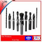 Factory price coolant tungsten carbide drill bit set