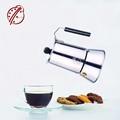 Atacado ogniora açoinoxidável restaurante usado espresso/mocha café máquina bialetti pelo fornecedor