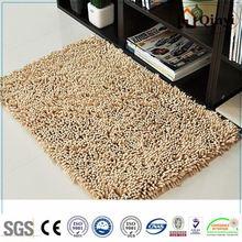 NEW 2013 fashion chenille floor mat,rubber backed carpet mats / Chenille mat-QINYI