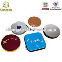 Promotion design metal case CD DVD packaging box