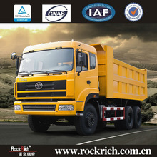 China made right hand drive heavy duty tipper trailer
