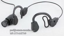 New style professional bluetooth headset hidden camera